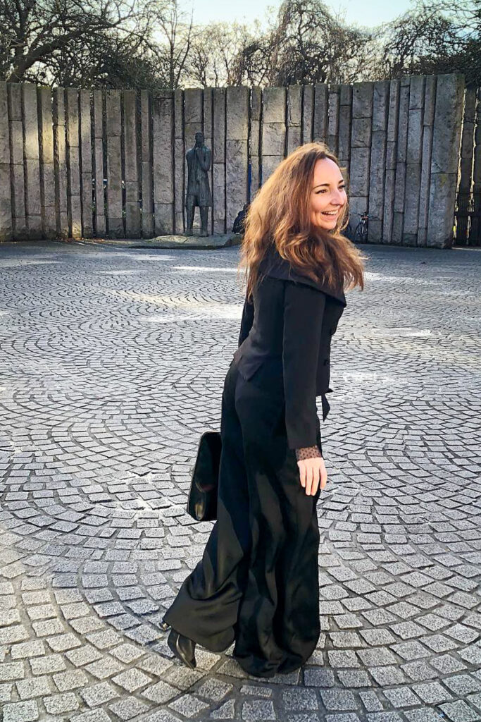 Anca Mihalache at ISTAT 2019.